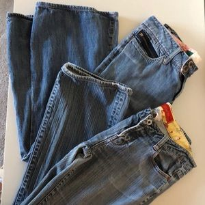 2 Pairs of Level 99 Jeans